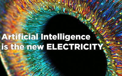 Artificial Intelligence Is The New Electricity